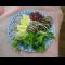 Фото Котлеты из полбы с мясным фаршем и грецкими орехами