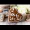 Фото Овсяно-медовое печенье