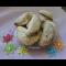 Фото Сырное печенье на смальце с шоколадной начинкой