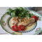 Фото Куриное филе на гриле сковороде