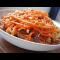 """Фото Салат """"Острый"""" из курицы с корейской морковью"""