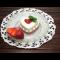 Фото Десерт сметанно-клубничный