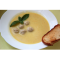 Фото Крем-суп с фрикадельками и сыром