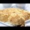 Фото Домашний торт из печенья ушки