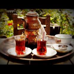 Рецепт: Чай по-турецки