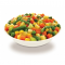 Фото Замороженная овощная смесь