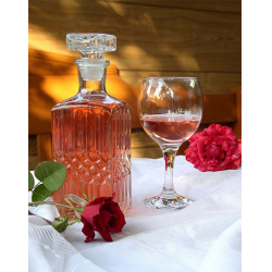 Рецепт: Вино из роз