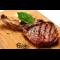 Фото Мясная поджарка из мяса барсука
