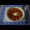 Фото Постный фасолевый суп