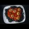 Фото Черная паста на Хэллоуин