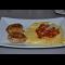 Фото Котлеты мясо-растительные из свинины и баклажанов