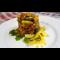 Фото Острый салат с фасолью