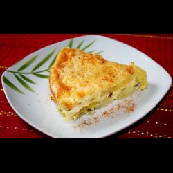Рецепт: Запеканка картофельная с куриным мясом