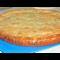 Фото Наливной пирог с луком и яйцом