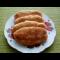 Фото Пирожки из творожного теста с картофельной начинкой