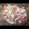 Фото Диетический салат из филе индейки