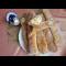"Фото Домашний хлеб ""Багетик"" с луком и сосисками"