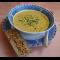 Фото Сырный суп с индюшатиной и сельдереем