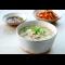 Фото Корейский куринный суп с лапшой