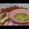 "Фото Суп ""Юшка"" с тефтелями из индейки для детей"