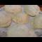 Фото Пирожки солнышки с лесными грибами