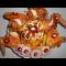 Фото Куриные крылышки с картофелем