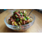 Фото Салат с огурцами и фасолью
