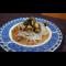 Фото Фунчеза с морепродуктами и укропом