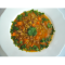 Фото Пряный суп из маша и мясного фарша