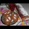Фото Шоколадный рулет со взбитыми сливками