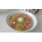 Фото Колбасный суп с сыром