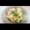 Фото Вареная картошка с тушенкой
