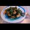 Фото Простейший салат из стручковой фасоли и куриной грудки