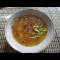 Фото Гороховый суп с копченой колбасой