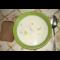 Фото Сырный суп с копченой курицей
