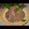 """Фото Торт без выпечки """"Муравьиная горка"""" с изюмом, корицей и маком"""