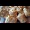 Фото Блинчики на йогурте и кефире с начинкой из свежего яблока