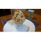 Фото Салат из топинамбура с огурцом