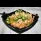 Фото Стир-фрай с рисовой лапшой и рыбой