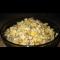Фото Салат с кукурузой и грибами
