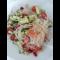 Фото Фунчеза с овощами и тунцом