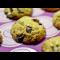 Фото Печенье с шоколадом, изюмом и орехами