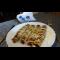 Фото Блины с картошкой и мясом