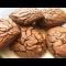 Фото Печенье шоколадное в двух вариантах