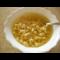 Фото Тертое тесто для супа