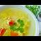 Фото Китайский суп томатно-яичный