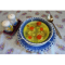 Фото Суп с куриными потрошками и клецками