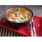 Фото Суп с рисовой лапшой
