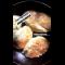 Фото Картофельные пирожки с сыром