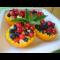 Фото Фруктовый салат с ягодами